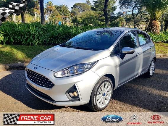 Ford Fiesta Se Automatico Multimedia Nuevo Modelo 1.6 2019