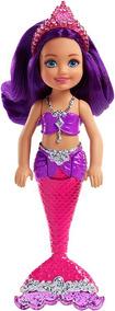 Barbie Fantasy Chelsea Sirena - Sparkle Mountain Fkn03-fkn06