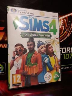 Los Sims 4 Full Todas Las Expansiones