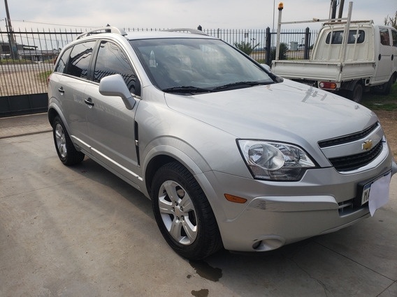 Chevrolet Captiva 2.4 Lt Mt Awd 167cv 2014