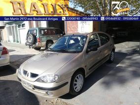 Renault Megane Full U/dueño U$s 5000 Y Cuotas