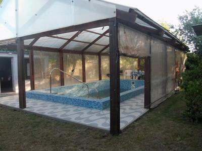 Impecable Casa Con Piscina En Lomas De Solymar