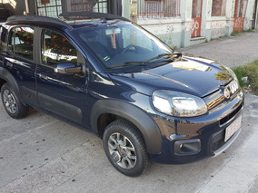 Fiat Uno Way 2017 Extra Full!! ((mar Motors))