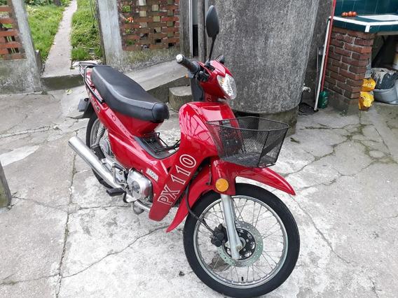 Baccio Px110 Roja