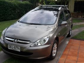 Peugeot 307 1.6 Sw Hdi 110 H.p Extra Full Impecable Estado