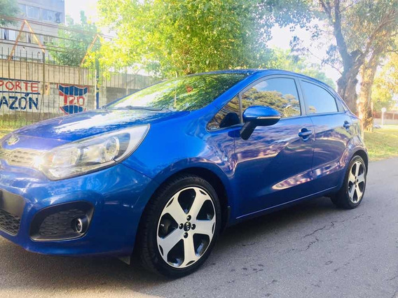 Kia Rio 1.4 Ex Plus 4p At 2015
