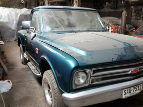 Chevrolet C 10 Custom