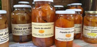 Zapallo , Peras, Boniatos En Almibar