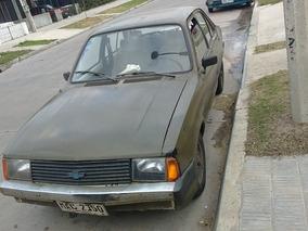 Chevrolet Chevet Sedan Cuatro Puertas