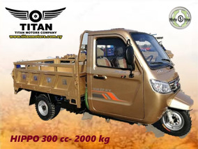 Utilitario Triciclo Pick Up 300cc 0 Km