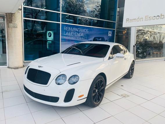 Bentley Continental Gt Unico!!