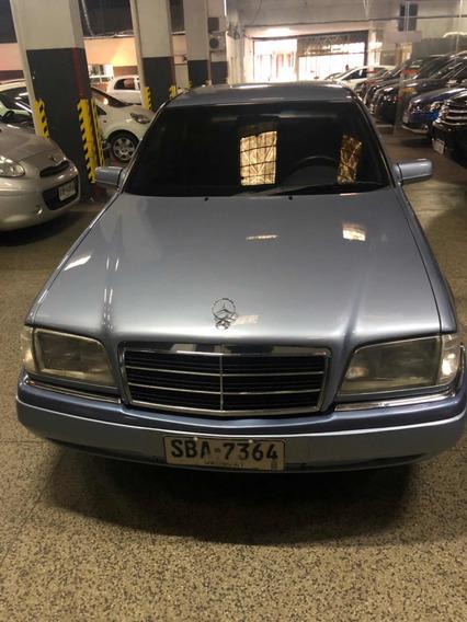 Mercedes-benz Clase C 2.2 C220 Elegance 1995