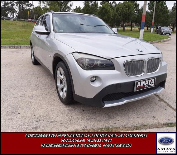 Amaya Bmw X1 Drive 3.0cc 2012 En Excelente Estado A La Vista