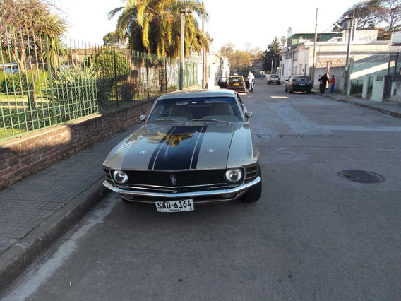 Ford Mustang Coupe 302 V8