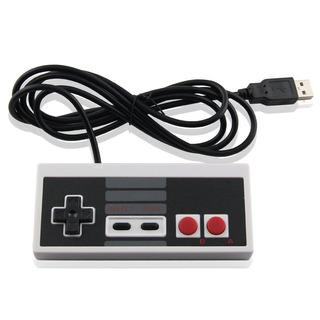 Joystick Usb Retro Diseño Nintendo 8 Bit Para Pc Y Notebook