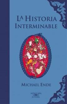 La Historia Interminable Ed De Lujo Tapa Dura - Michael Ende