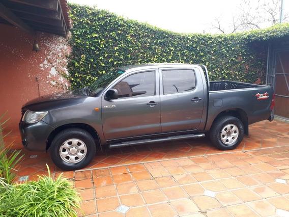 Toyota Hilux Dx Dx 4x4 Dc