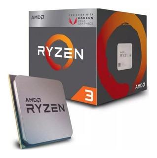Procesador Amd Ryzen 3 3200g Quad Core Vega 8 Socket Am4