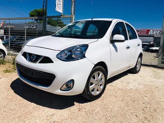 Nissan March 1.6 Aerocar U$7000 Mas Cuotas