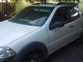 Fiat Strada, 1.4, D.cabina,3 Puertas, 2014. Ac,airbag