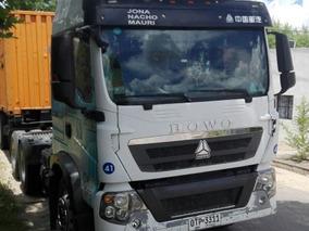 Sinotruk Howo T5g Tractor 6x2