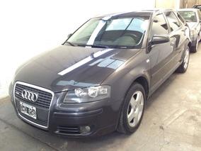 Audi A3 Sportback 2.0 Fsi Mt Año 2005 Gris