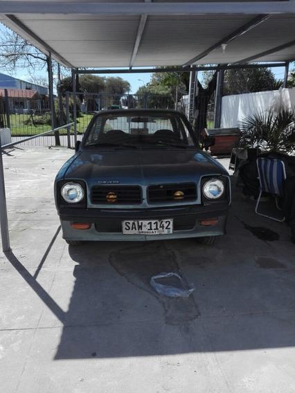 Chevrolet Chevette 80 Nafta