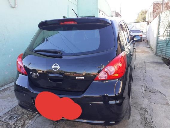Nissan Tiida 1.8 Special Edition Mt 2012