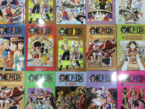 Manga One Piece - Varios Tomos - Precio Por Unidad Xuruguay