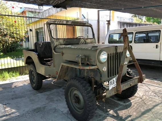 Jeep Urricane Doble Phaetton