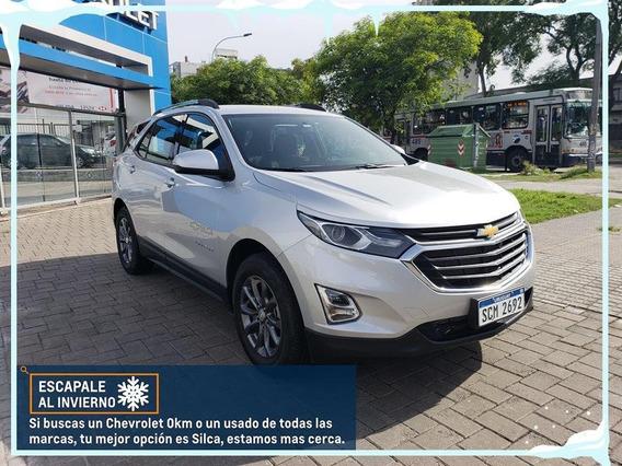 Chevrolet Equinox Ls Special Edition 2018 Gris Plata
