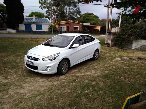 Hyundai Accent 1.5 Gls Mt 2013