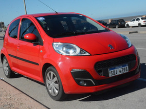 Peugeot 107 1.0 Full Full Automático, Impecable, Única Dueña