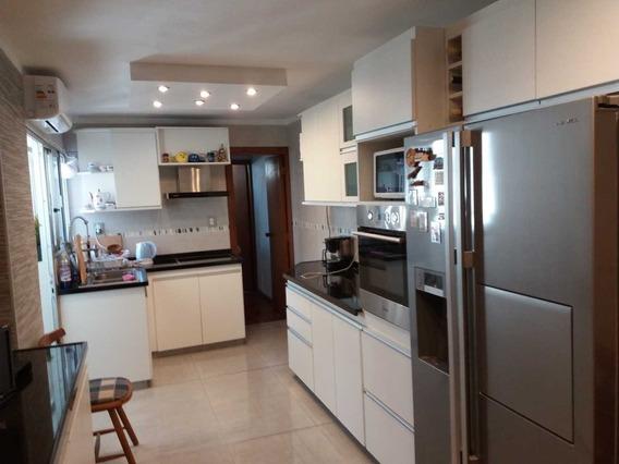 Hermoso Apartamento Tipo Pent House 3dorm,servicio,gges Losa