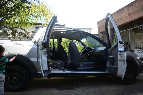 Camioneta Fiat Strada Working Doble Cabina En Excelente Esta