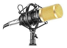 Micrófono De Radio Y Grabación Neewer Nw-800 Profesional