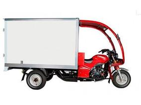 Triciclo Utilitario Yumbo 200 Cargo Aceptamos Tarjetas