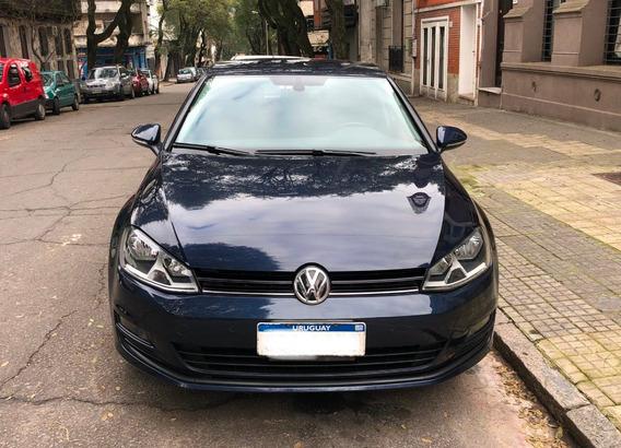 Volkswagen Golf 1.4 Dsg Automát. Impecable Único Dueño 2015