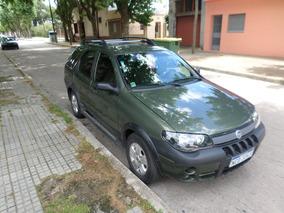 Fiat Palio 1.8 Adventure Alarma