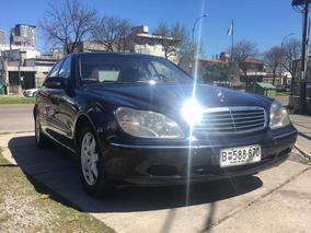 Mercedes-benz Clase S 4.2 S400 Cdi 2002