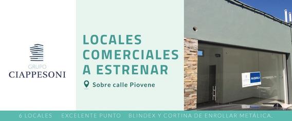 Locales Comerciales Centricos Pando A Estrenar