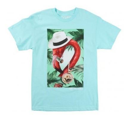 Remera Hombre Lrg Flamingo Tee E181050q - Zooko