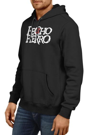 Buzo Canguro Bandas Rock Uruguayo Metal Personalizados