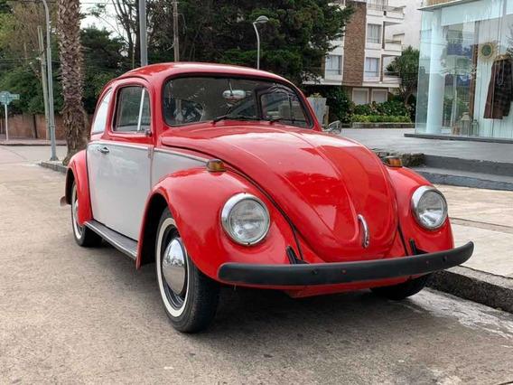 Volkswagen Fusca Escarabajo 67 1.300, 1 Carburador