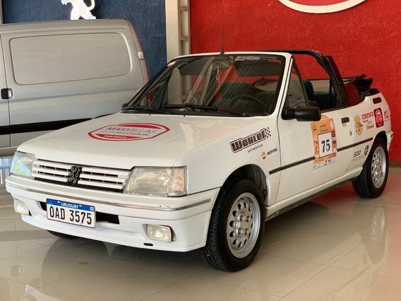Peugeot 205 Cj Pirinfarina Cabriolet, Excelente Estado!