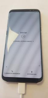 Samsung S8 Plus Poco Uso Pantalla Astillada De Antel