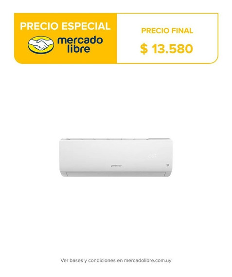 Aire Acondicionado Greenwind Inverter 9000 Btu Wifi