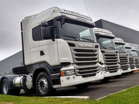 Scania R440 6x4 2018 0km Highline/streamline
