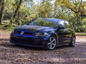 Volkswagen Golf 2.0 Gti Tsi 2016 (vendo, Permuto Financio)