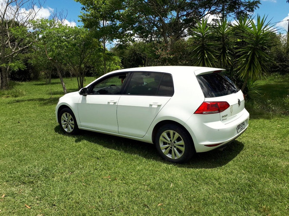 Volkswagen Golf 2015, 1.4 Turbo, Manual Caja 6